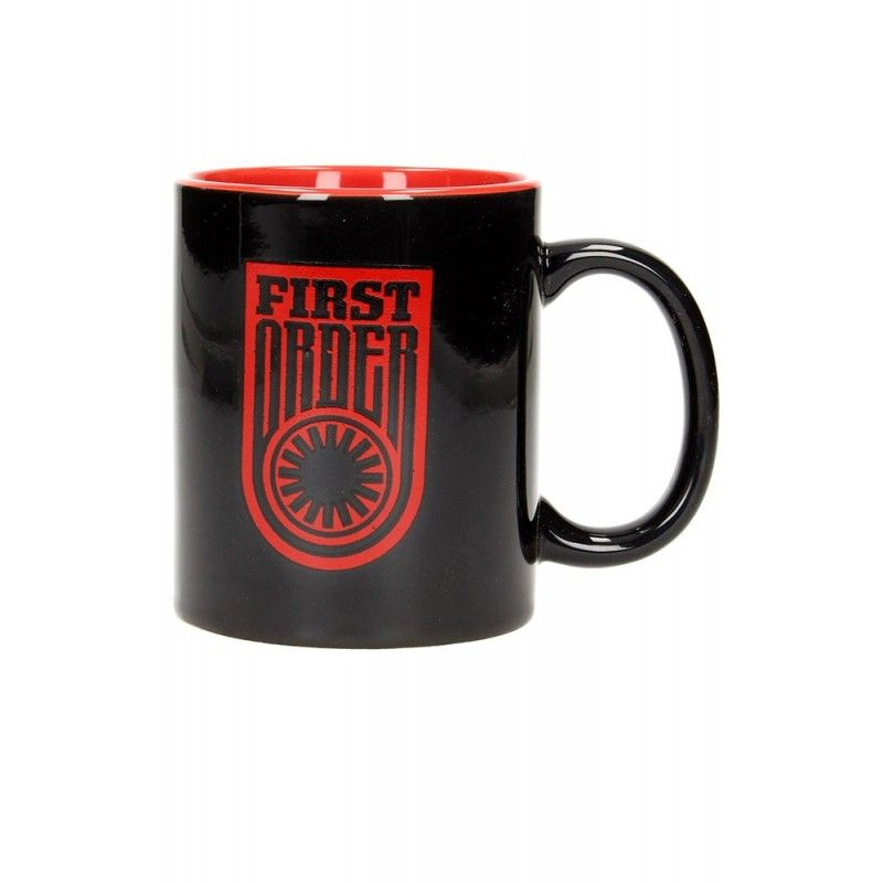 STAR WARS FIRST ORDER MUG TAZZA IN CERAMICA SD TOYS