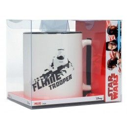 STAR WARS FLAMETROOPER MUG TAZZA IN CERAMICA SD TOYS