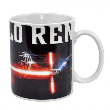STAR WARS KYLO REN MUG TAZZA IN CERAMICA