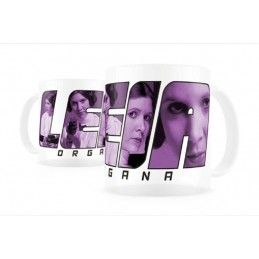 STAR WARS PRINCESS LEIA THERMAL MUG TAZZA IN CERAMICA SD TOYS