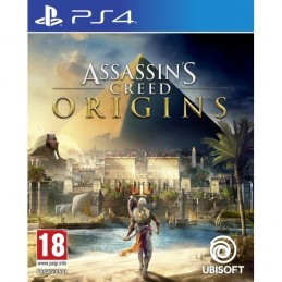 ASSASSIN'S CREED ORIGINS PS4 PLAYSTATION 4 NUOVO ITALIANO