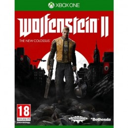 WOLFENSTEIN 2 THE NEW COLOSSUS XBOXONE NUOVO ITALIANO