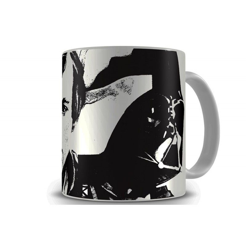 STAR WARS DARTH VADER MUG TAZZA IN CERAMICA SD TOYS