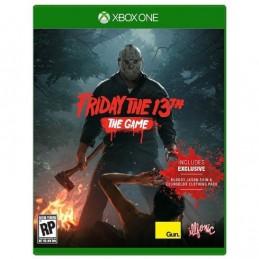 FRIDAY THE 13TH THE GAME XBOX ONE USATO ITALIANO