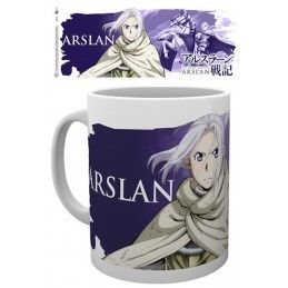 LA LEGGENDA DI ARSLAN MUG TAZZA IN CERAMICA GB EYE
