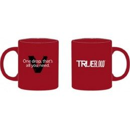 SD TOYS TRUE BLOOD MUG TAZZA IN CERAMICA