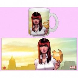 WOMEN OF MARVEL MARY JANE MUG TAZZA IN CERAMICA SEMIC