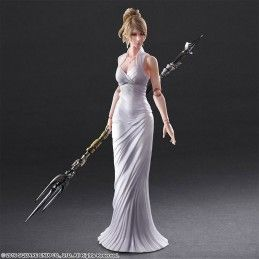 FINAL FANTASY 15 - LUNAFREYA NOX FLEURET PLAY ARTS KAI ACTION FIGURE