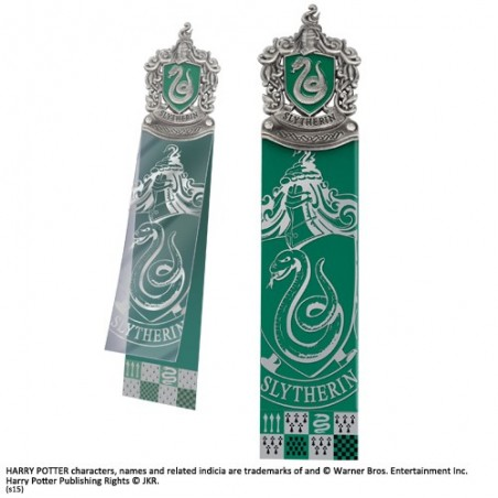HARRY POTTER SLYTHERIN CREST BOOKMARK SEGNALIBRO