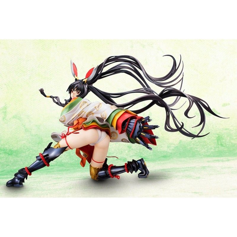 MEGAHOUSE QUEEN'S BLADE GRIM WORLD KAGUYA EXCLUSIVE STATUE FIGURE