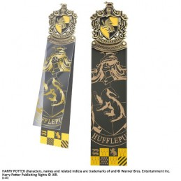 HARRY POTTER HUFFELPUFF CREST BOOKMARK SEGNALIBRO