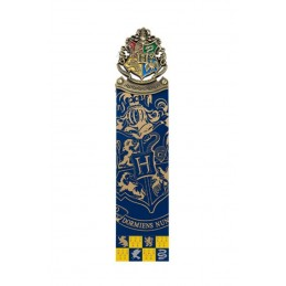 NOBLE COLLECTIONS HARRY POTTER HOGWARTS CREST BOOKMARK SEGNALIBRO