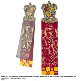 HARRY POTTER GRYFFINDOR CREST BOOKMARK SEGNALIBRO
