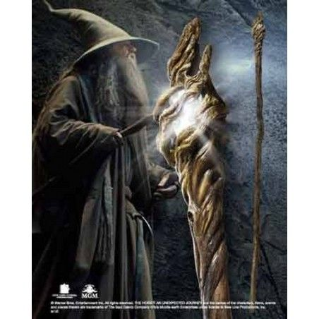 LORD OF THE RINGS - BASTONE DI GANDALF ILLUMINATING STAFF