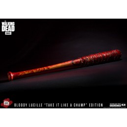 THE WALKING DEAD - NEGAN LUCILLE BLOODY BAT MAZZA REPLICA