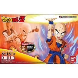 DRAGON BALL Z - RISE KRILLIN MODEL KIT