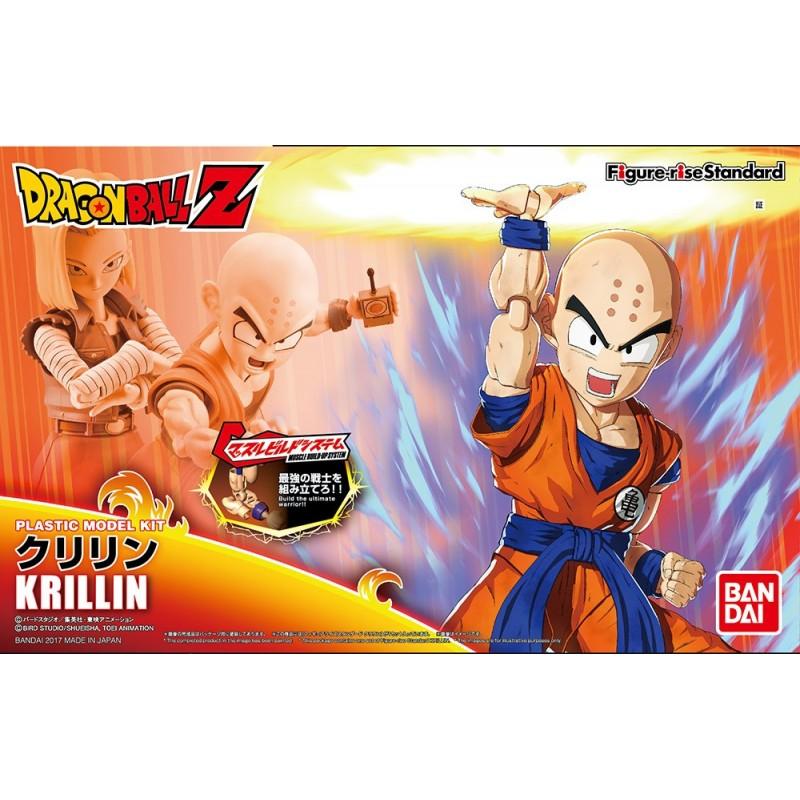 DRAGON BALL Z - RISE KRILLIN MODEL KIT