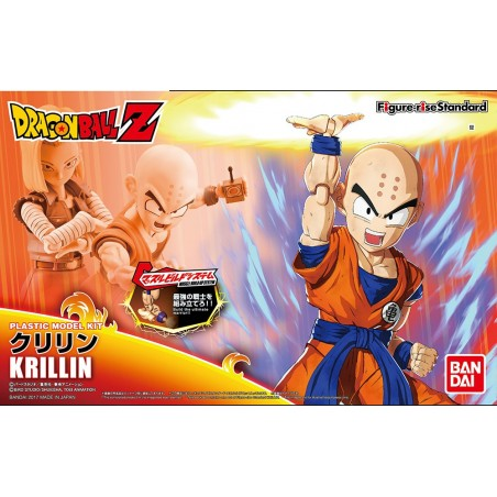 DRAGON BALL Z - RISE KRILLIN MODEL KIT FIGURE