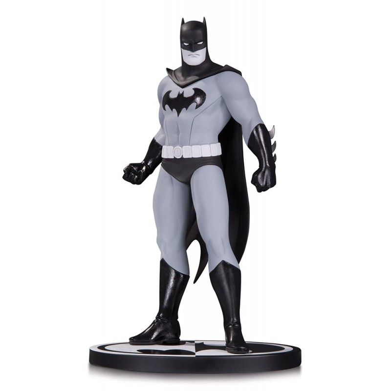 DC COLLECTIBLES BATMAN BLACK AND WHITE - BATMAN BY AMANDA CONNER STATUE FIGURE