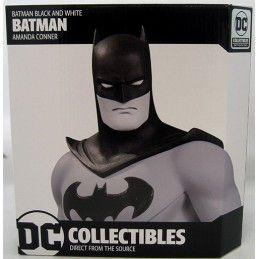 BATMAN BLACK AND WHITE - BATMAN BY AMANDA CONNER STATUE FIGURE DC COLLECTIBLES