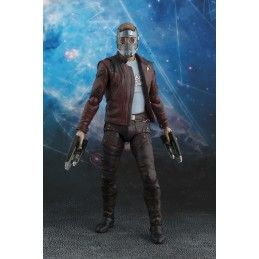 BANDAI GUARDIANS OF THE GALAXY VOL.2 STAR LORD S.H. FIGUARTS ACTION FIGURE