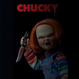 CHILD'S PLAY CHUCKY CLOTHED ACTION FIGURE