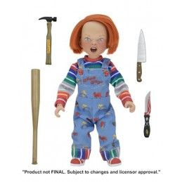 CHILD'S PLAY CHUCKY CLOTHED ACTION FIGURE NECA