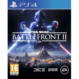 STAR WARS BATTLEFRONT II 2 PS4 NUOVO ITALIANO