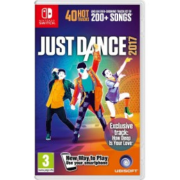 JUST DANCE 2017 SWITCH NUOVO