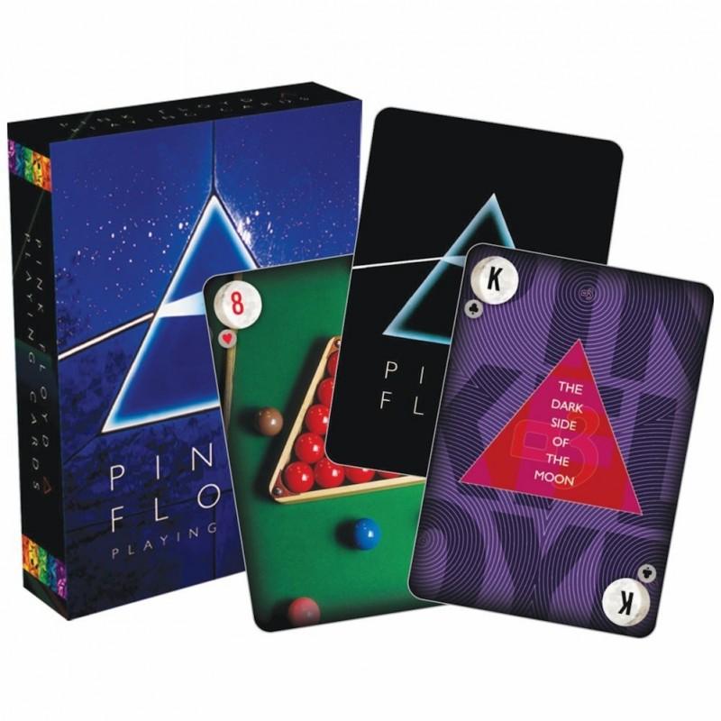 PINK FLOYD PLAYING CARDS MAZZO CARTE DA GIOCO