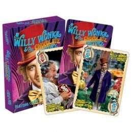 WILLY WONKA PLAYING CARDS MAZZO CARTE DA GIOCO