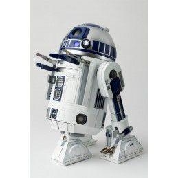 STAR WARS CHOGOKIN R2-D2 FIGURE STATUE BANDAI
