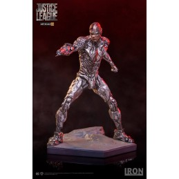 JUSTICE LEAGUE CYBORG ART SCALE 1/10 STATUE
