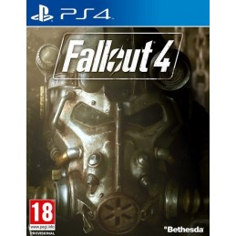 FALLOUT 4 PS4 USATO GARANTITO IN ITALIANO