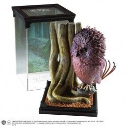 NOBLE COLLECTIONS FANTASTIC BEAST MAGICAL CREATURES - FWOOPER STATUA FIGURE