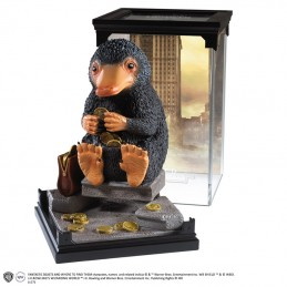 NOBLE COLLECTIONS FANTASTIC BEAST MAGICAL CREATURES - NIFFLER STATUA FIGURE