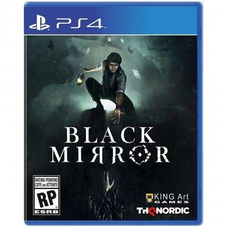 BLACK MIRROR PS4 PLAYSTATION 4 NUOVO ITALIANO