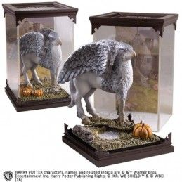 FANTASTIC BEAST MAGICAL CREATURES - BUCKBEAK STATUA FIGURE NOBLE COLLECTIONS