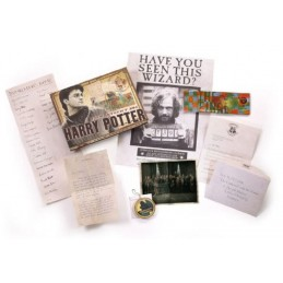 HARRY POTTER - FILM ARTIFACT BOX SET DA COLLEZIONE