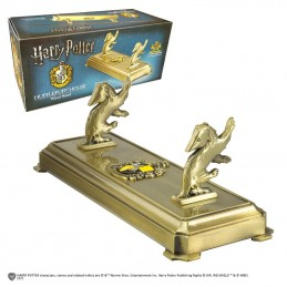 HARRY POTTER - HUFFLEPUFF WAND STAND PER BACCHETTA NOBLE COLLECTIONS