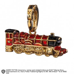 HARRY POTTER - HOGWARTS EXPRESS CIONDOLO IN METALLO NOBLE COLLECTIONS