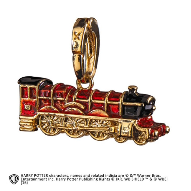 NOBLE COLLECTIONS HARRY POTTER - HOGWARTS EXPRESS CIONDOLO IN METALLO