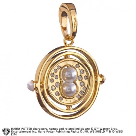 HARRY POTTER - TIME TURNER CIONDOLO IN METALLO