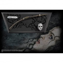 HARRY POTTER BELLATRIX WAND CON DISPLAY REPLICA BACCHETTA NOBLE COLLECTIONS