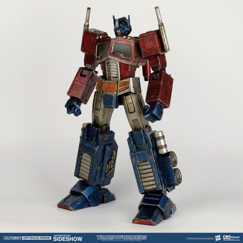 THREE A TOYS TRANSFORMERS GENERATION ONE OPTIMUS PRIME 40 CM ACTION FIGURE