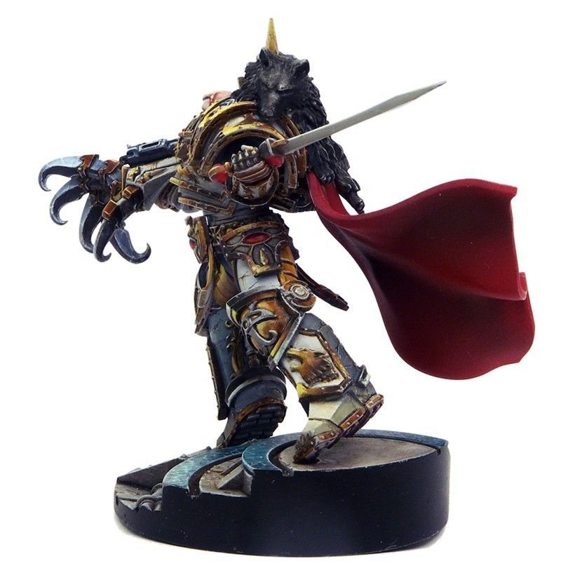 KABUKI FIRST KNIGHT RESIN FIGURE MINI STATUE MODEL KIT