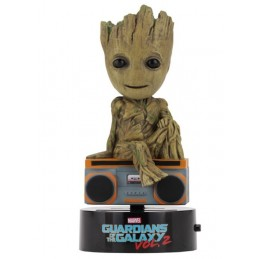 NECA BABY GROOT STEREO SOLAR BODY KNOCKERS FIGURE