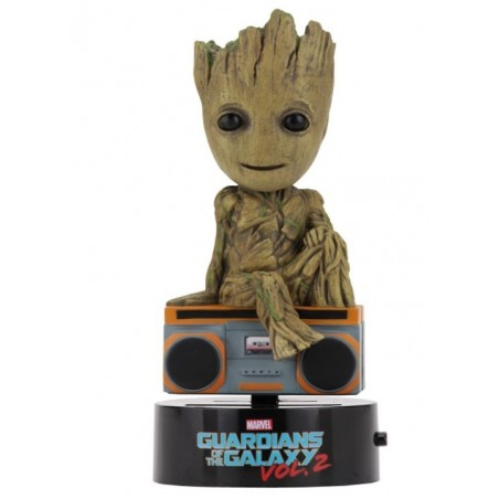 BABY GROOT STEREO SOLAR BODY KNOCKERS FIGURE