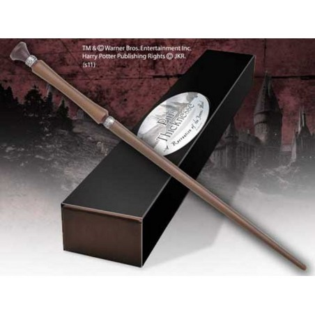 HARRY POTTER WAND PIUS THICKNESSES REPLICA BACCHETTA