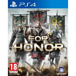FOR HONOR PS4 NUOVO ITALIANO